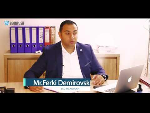 BEONPUSH Ferki Demirovski