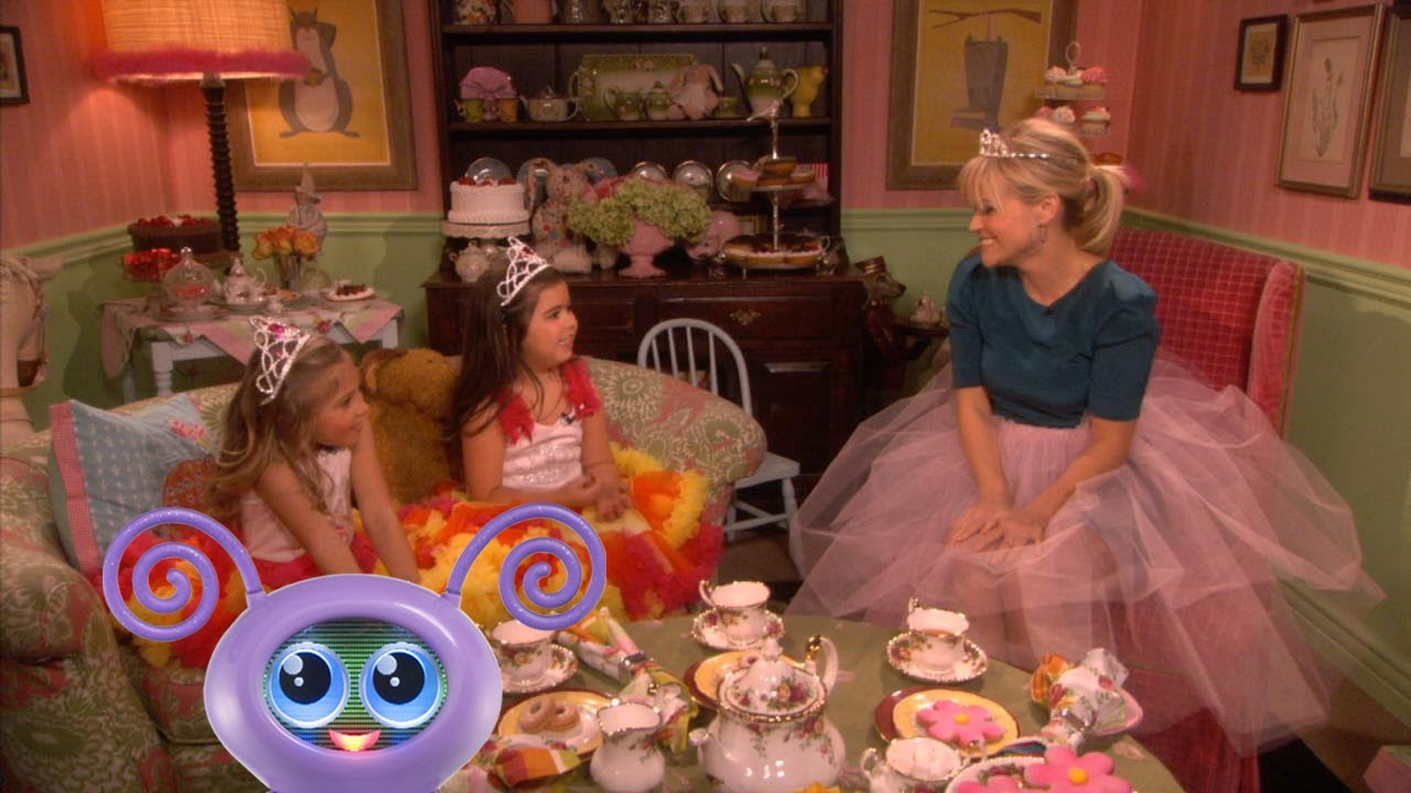 39 Tea Time 39 With Sophia Grace Rosie And Reese Witherspoon