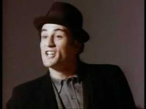 Robert De Niro's audition for the part of Sonny for the Godfather