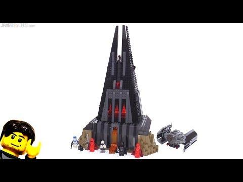 LEGO Star Wars Darth Vaders Castle set review 75251
