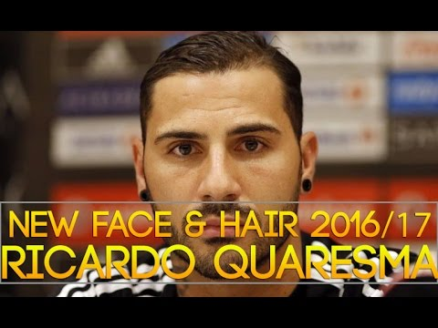 New face & hair Quaresma 2016/2017 [PES 2013] by Radim Luca - YouTube