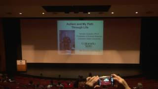 The World Needs All Kinds of Minds: An Evening with Dr. Temple Grandin