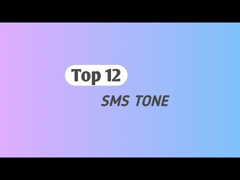 Top 12 New || Sms Ringtone || Massage Ringtone || 2019 || With Download Links
