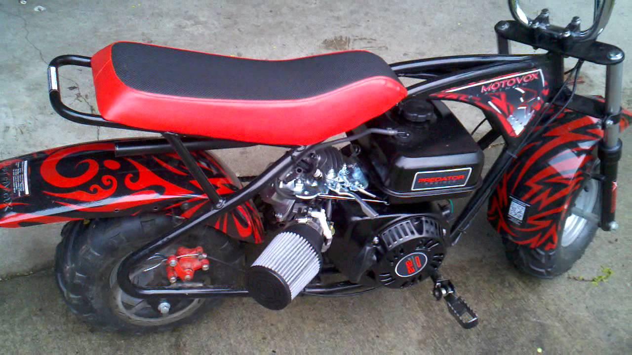 212cc Motovox