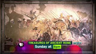 Treasures of Ancient Rome - Sundays at 8pm CT