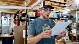 We got the INVOICE for Getting Our 4 Acres Logged thumbnail