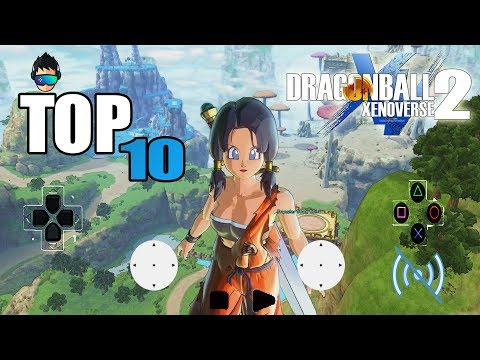 Top 10 Best Dragon Ball  Games For Android [ Online & Offline ] 2018