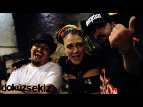 Boss Dogz Feat. Özlem Tekin - Sokaklar Bende (Official Video)