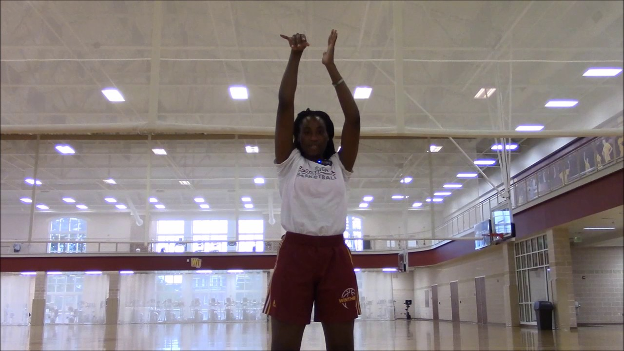 B.E.E.F. Basketball Shooting Form - YouTube