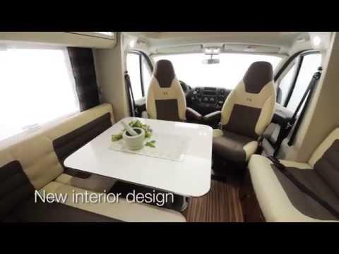Der neue Adria Matrix 2015 - Cross-Over Wohnmobil
