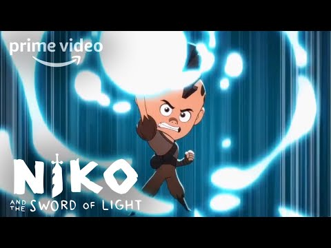 Niko and the Sword of Light Season 1 - Exclusive: Comic-Con 2017 Preview | Prime Video Kids