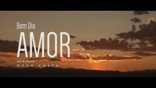 capa de Bom Dia Amor de Hugo Costa