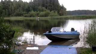 Успокоительное видео. Рекомендуется принимать на ночь.(Успокоительное видео про рыбацкий лагерь на Ладожском озере. Умиротворенные рыбаки готовят снасти, гигант..., 2013-08-07T13:41:08.000Z)