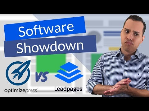 The Best Guide To Optimizepress Vs Leadpages