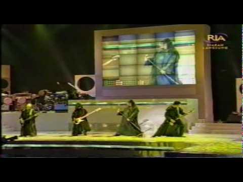 Awie & Kristal - AIM 2000