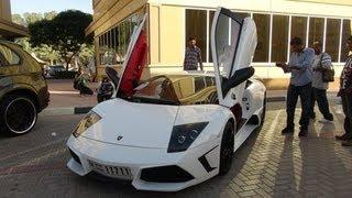 Fast & Furious Extreme Car Park in Dubai!!
