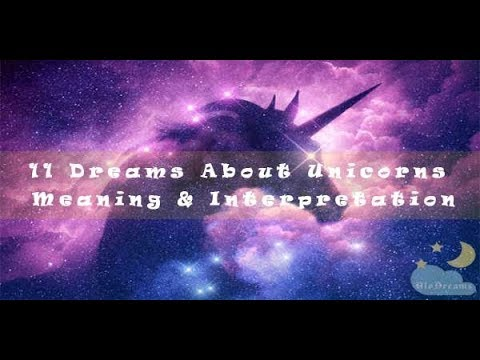 #48 Dreams About Unicorns - Meaning And Interpretation