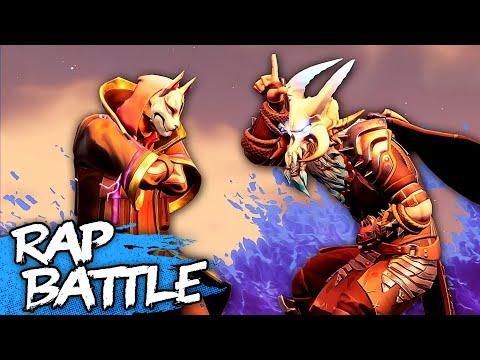 The Fortnite Rap Battle Round 2  NerdOut ft TimTheTatMan SypherPK Valkyrae & More