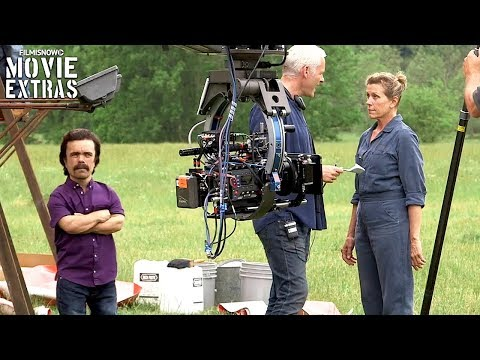 """Three Billboards Outside Ebbing, Missouri """"A Town Of Characters"""" Featurette (2017)"""