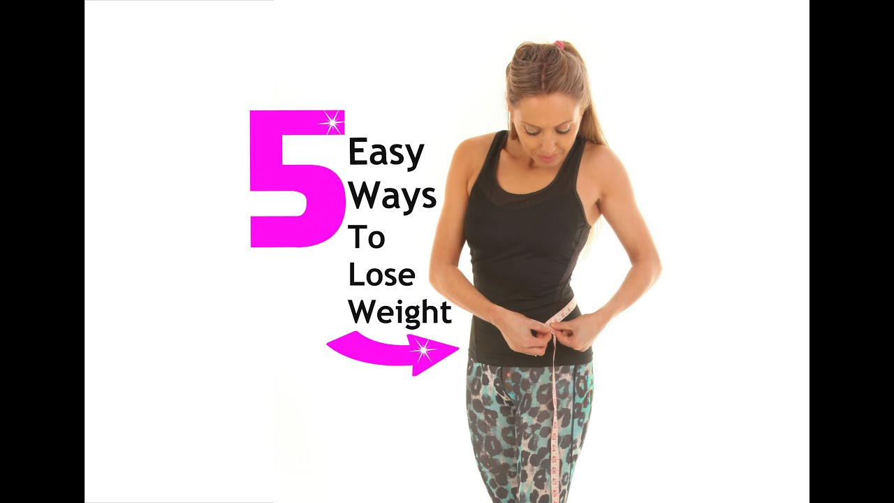 quick guaranteed ways to lose weight