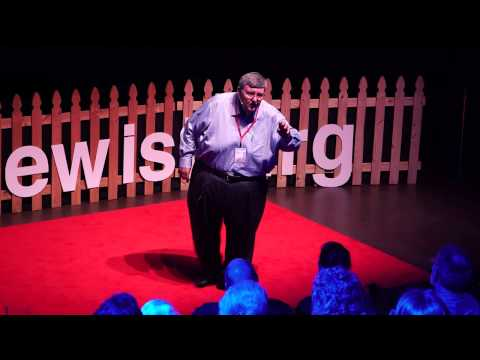 ProFinish   Ron Magruder   TEDxLewisburg