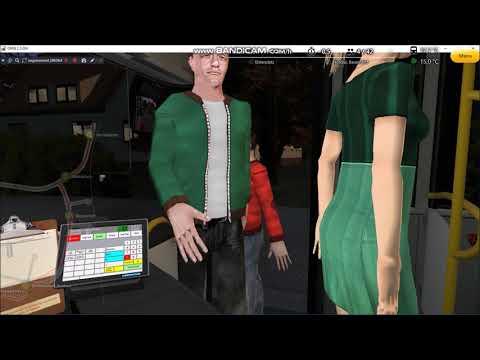 Omsi 2 ligne 76 (  DLC Bus Simulator 2016  ). |