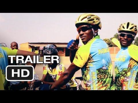Rising from Ashes TRAILER (2012) - Rwanda Cycling Documentary Movie HD