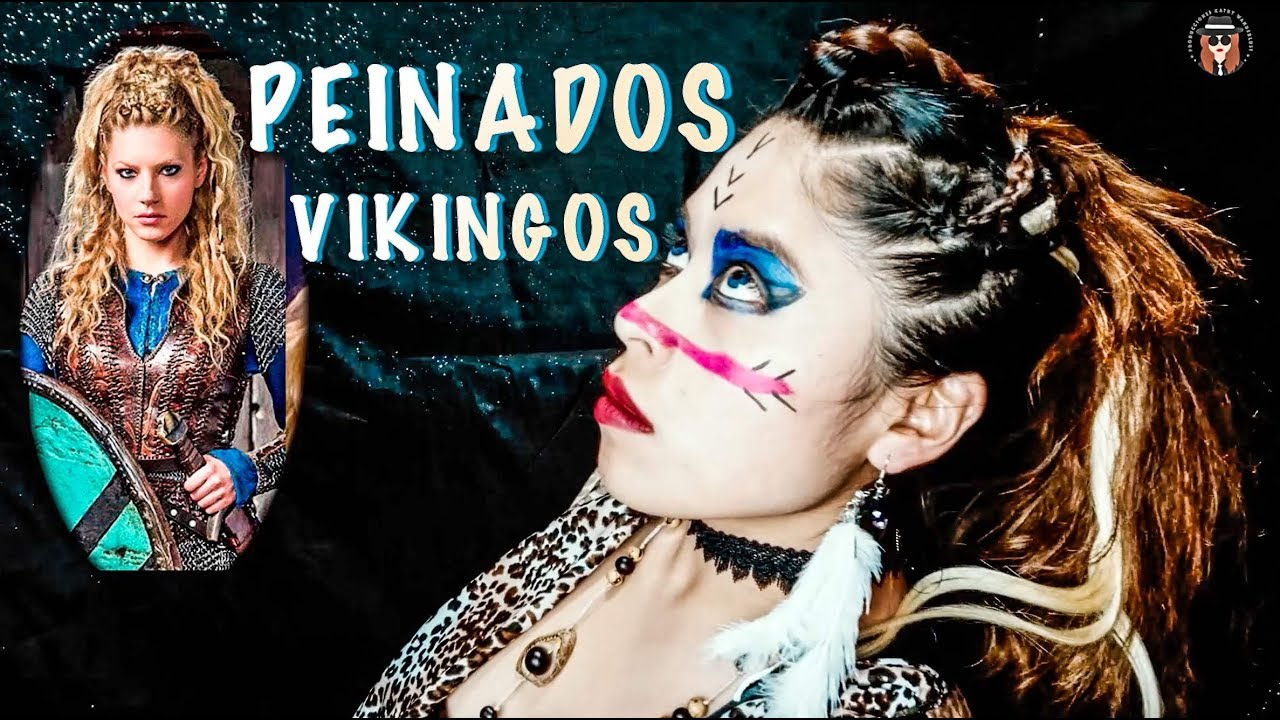 Peinados Inspirados En Los Vikingos Youtube