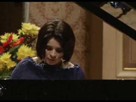 Jitka Čechová   B  Smetana - Three Salon Polkas, Op 7 - in F sharp major