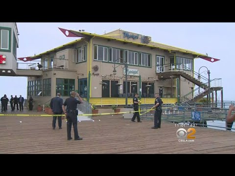 Santa Monica Pier Closed After Woman Shot In Leg