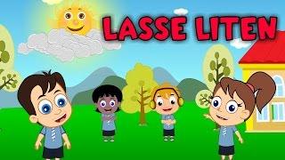 Barnsånger på svenska | Lasse liten med mera