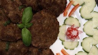 Quick mutton mince kebab by Delicious food recipes