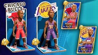 HOW TO UNLOCK MICHAEL JORDAN & KOBE BRYANT! NBA 2k Playgrounds 2 Gameplay Ep. 5