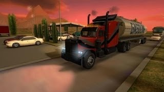 Truck Simulator 3D - Android & iOS GamePlay