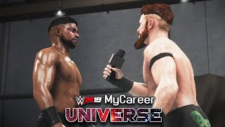 PUT YOUR MONEY WHERE YOUR MOUTH IS! | WWE 2K19 MyCareer Universe Ep #9
