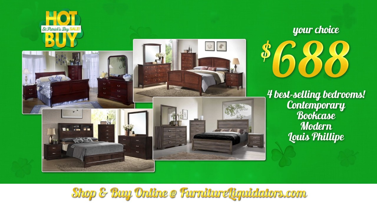 Furniture Liquidators St. Patricku0027s Day 2017