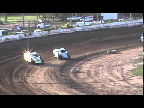 IMCA Mod Heat 1 Seymour Speedway 8/16/15