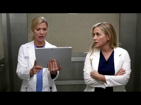 Arizona Robbins 13x10 Part 1