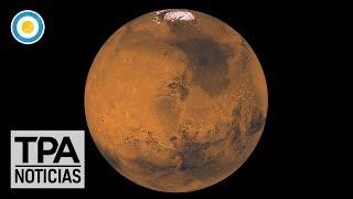 Histórico: descubren agua en Marte | #TPANoticias