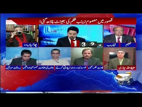 Report Card - 10-January-2018 - Geo News