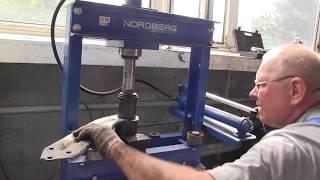 Шевроле Каптива – ремонт задней подвески, часть 2