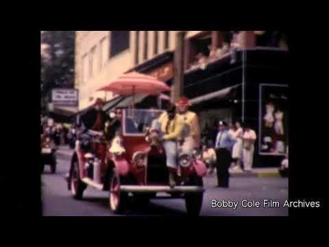Boonton New Jersey Labor Day Parade - 1955