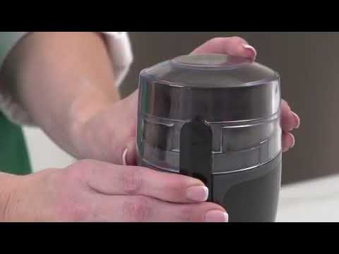 Fresh Grind™ Coffee Grinder (80335)
