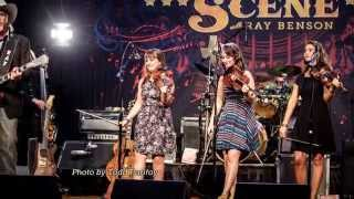 "The Quebe Sisters with Asleep at the Wheel perform ""Navajo Trail"""