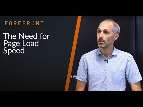 The Need for Page Load Speed | Neil Barnes | RocketMill