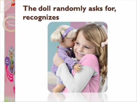 Introduce Little Mommy My Very Real Baby Doll
