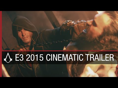 Assassin's Creed Syndicate: E3 Cinematic Trailer | Ubisoft [US]