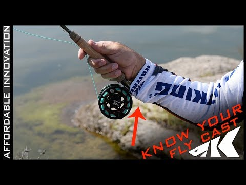 Fly Fishing Basics: Fly Casting - How To Cast A Fly Rod