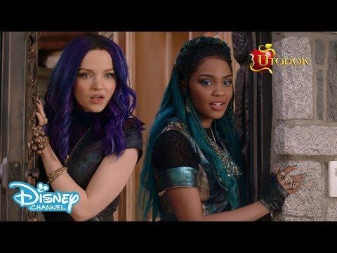 💋 Egy csók   Utódok 3   Disney Csatorna letöltés