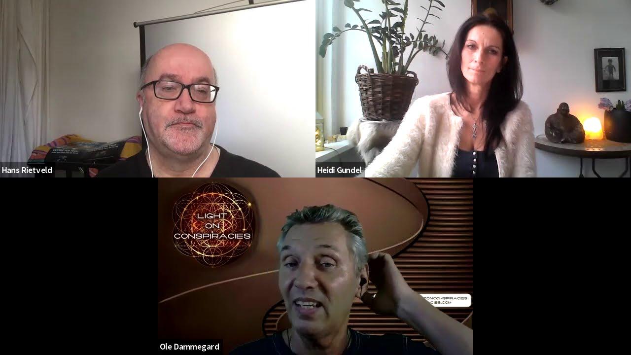 Ole Dammegard amazing interview